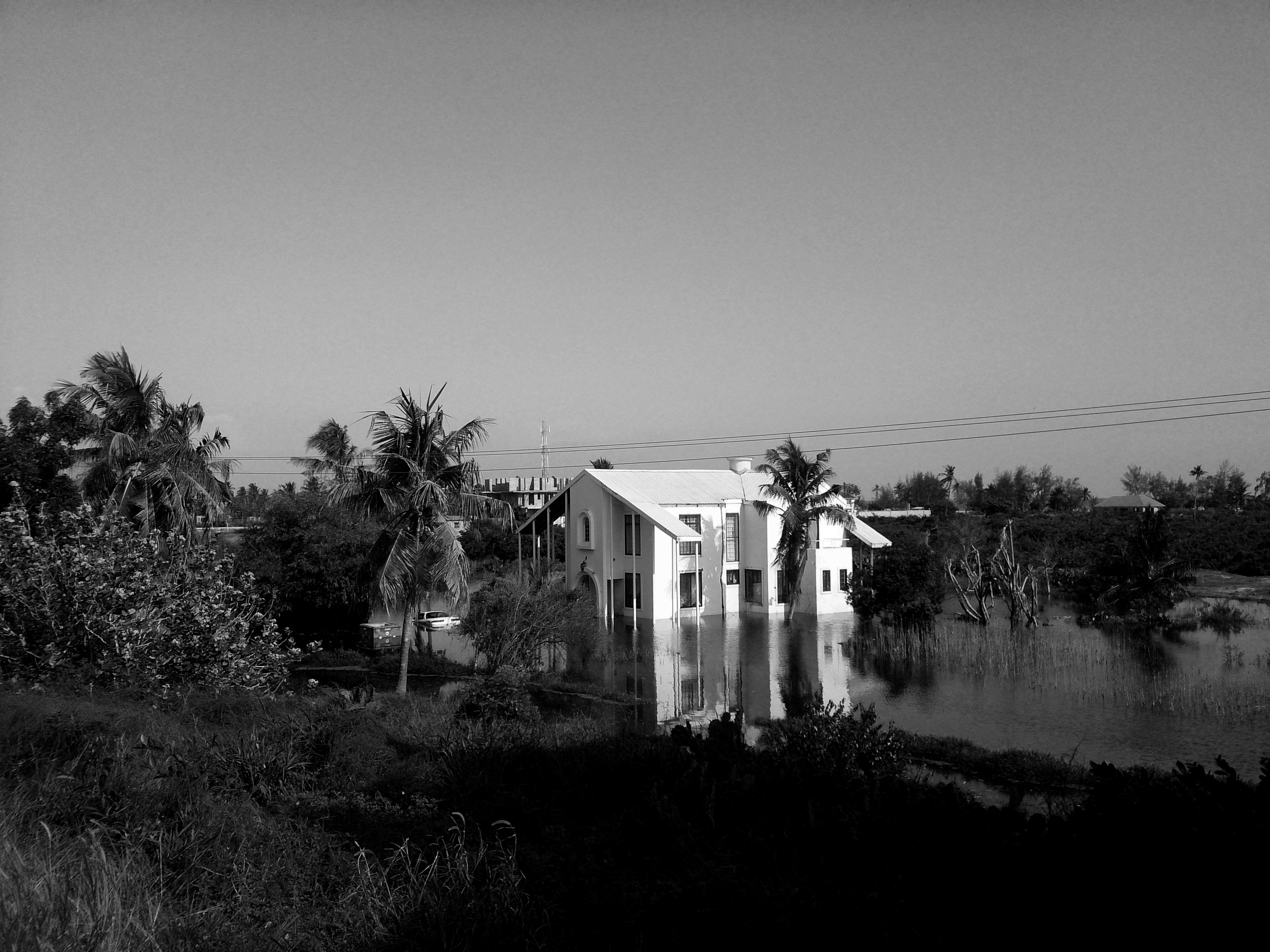 House in the outskirts of Dar es Salaam