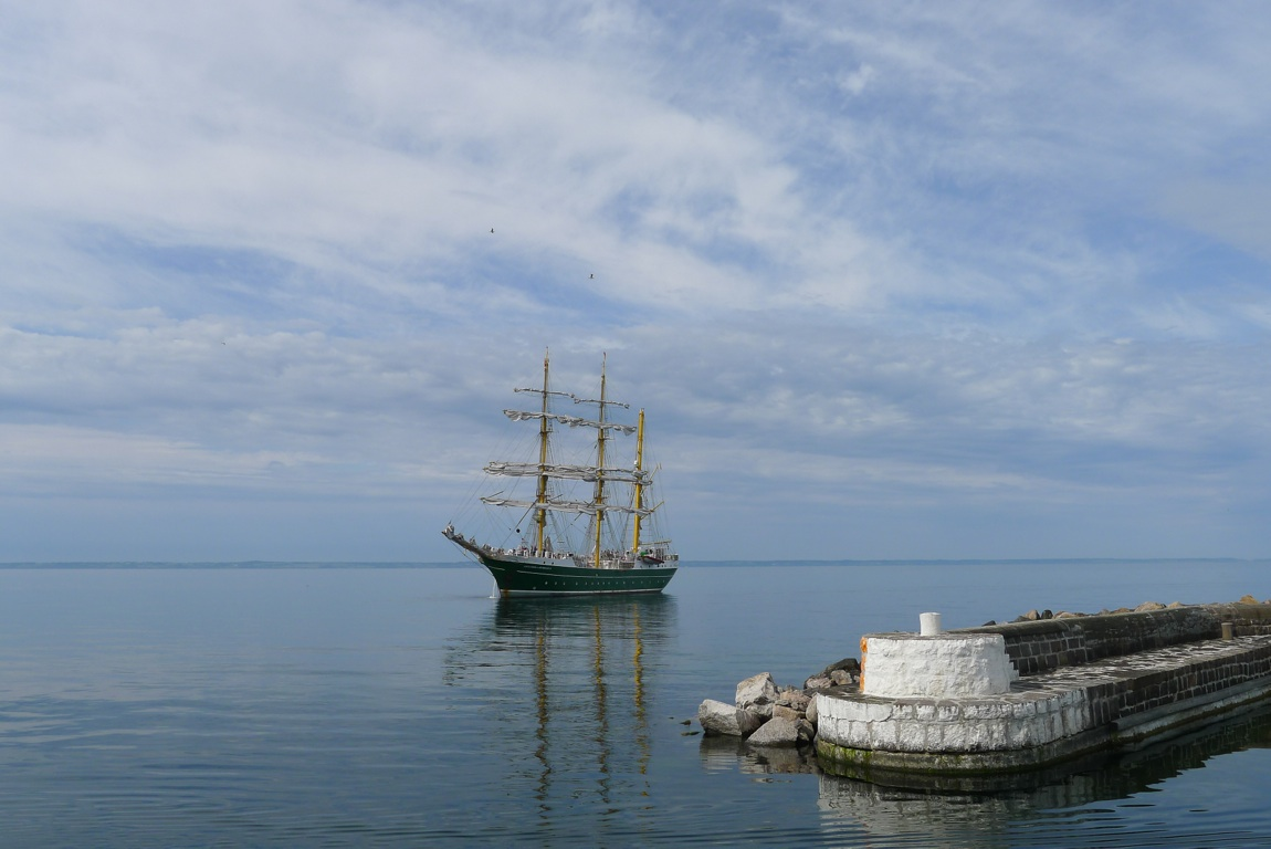 Segelschiff, 2014
