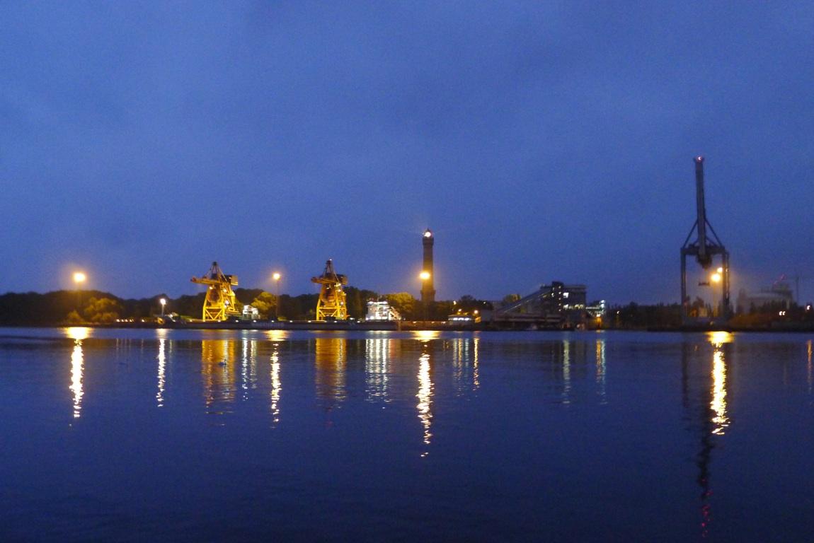Hafen, 2014