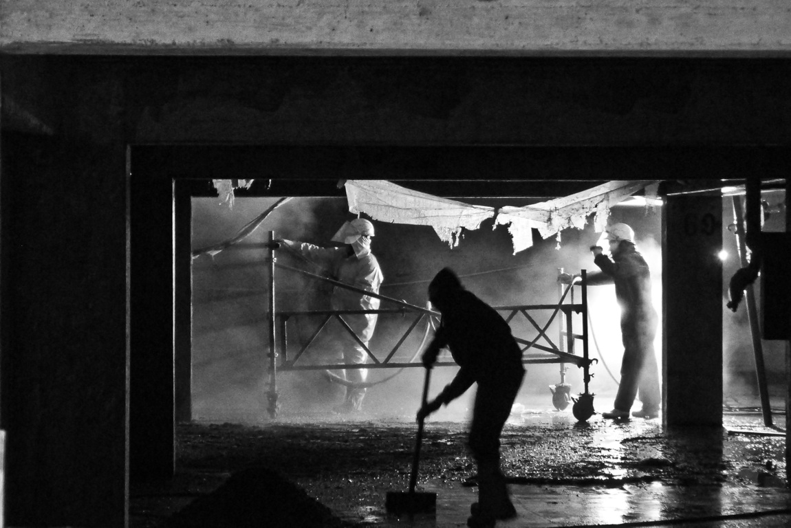 Arbeiter, 2014
