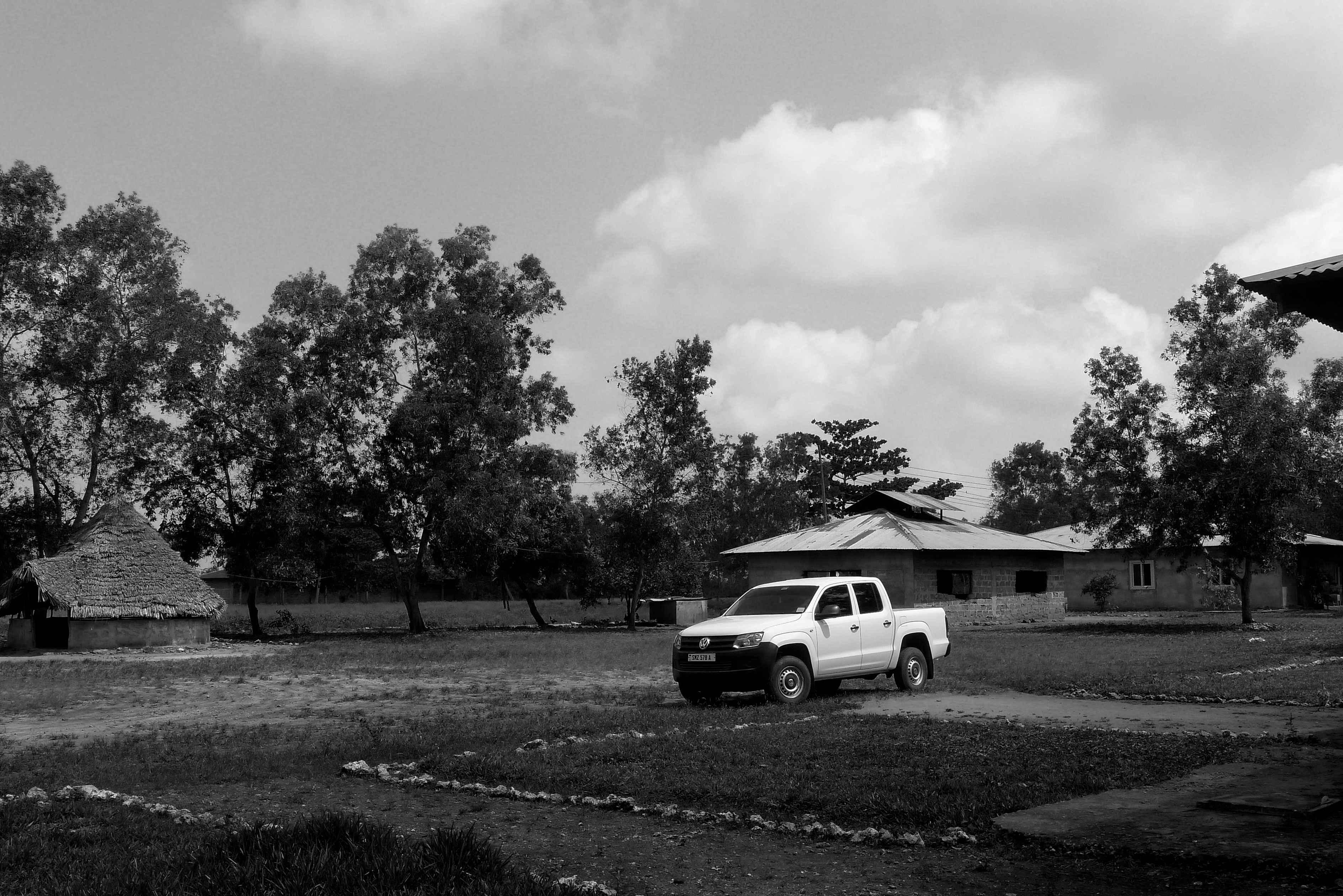 Pickup truck, Kitogani Fire Station