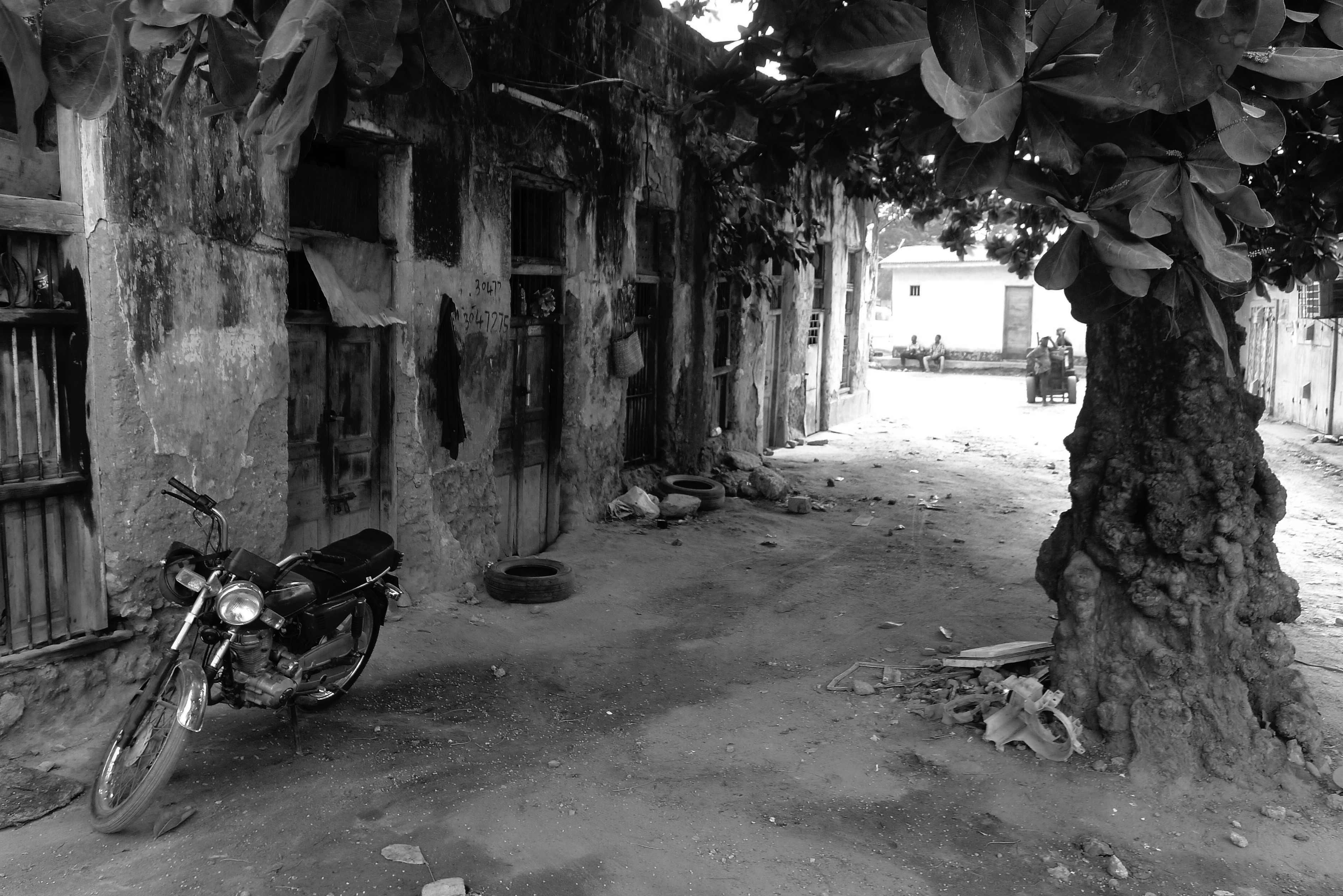 Street view, Stone Town