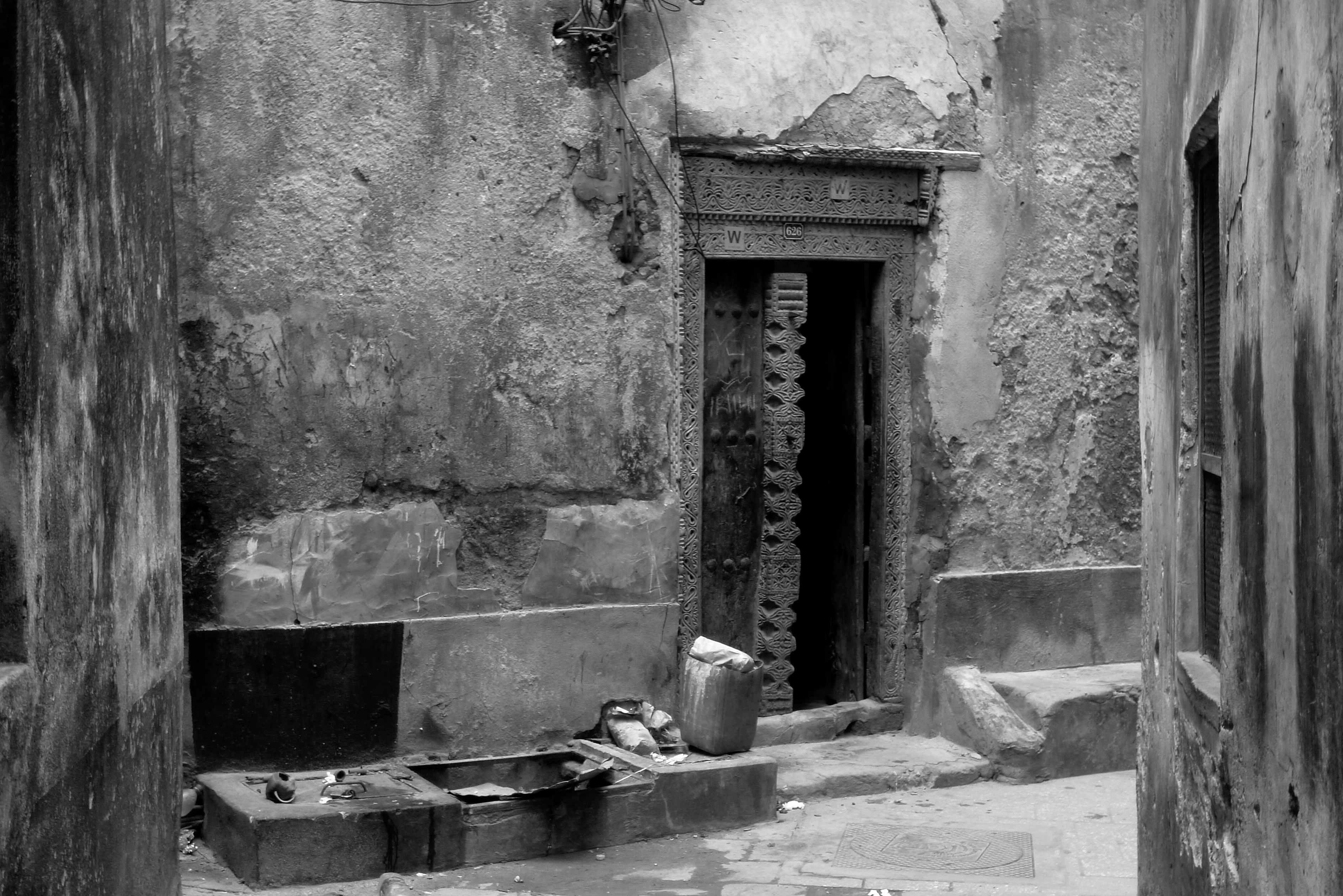 Swahili door, Stone Town