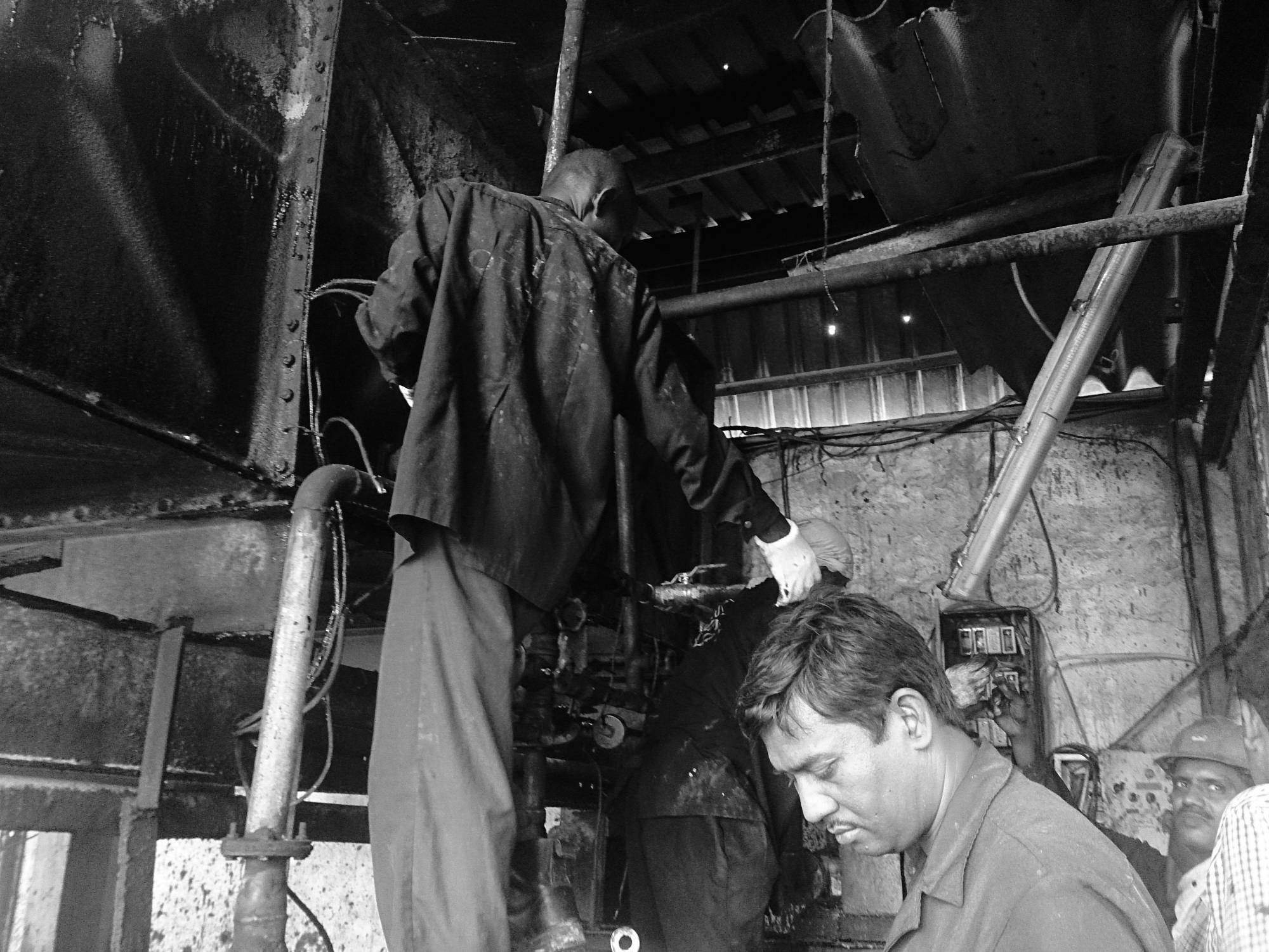 Workers, Milly Glass Factory, Mombasa
