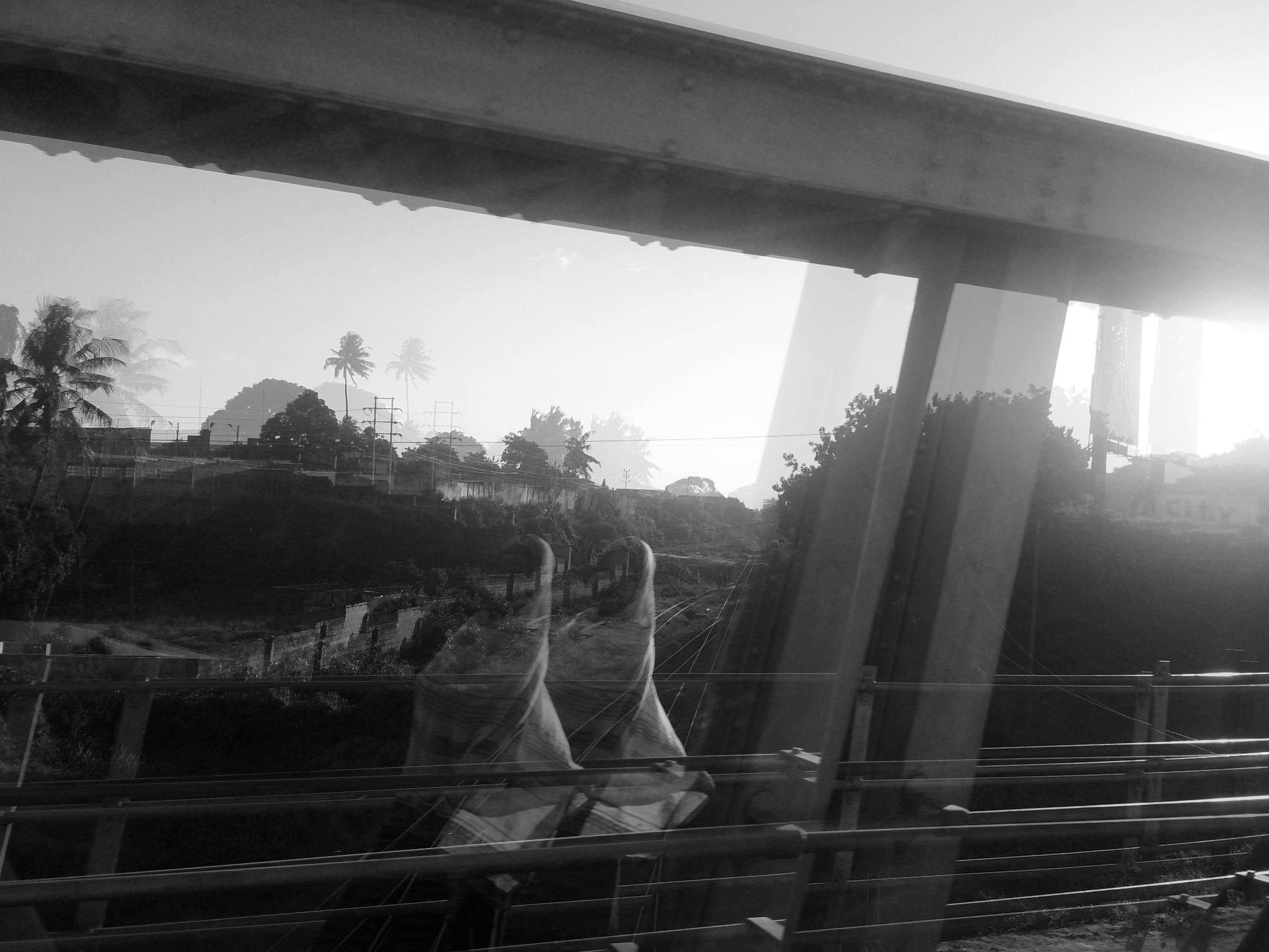 HDR Image on Central Line Bridge