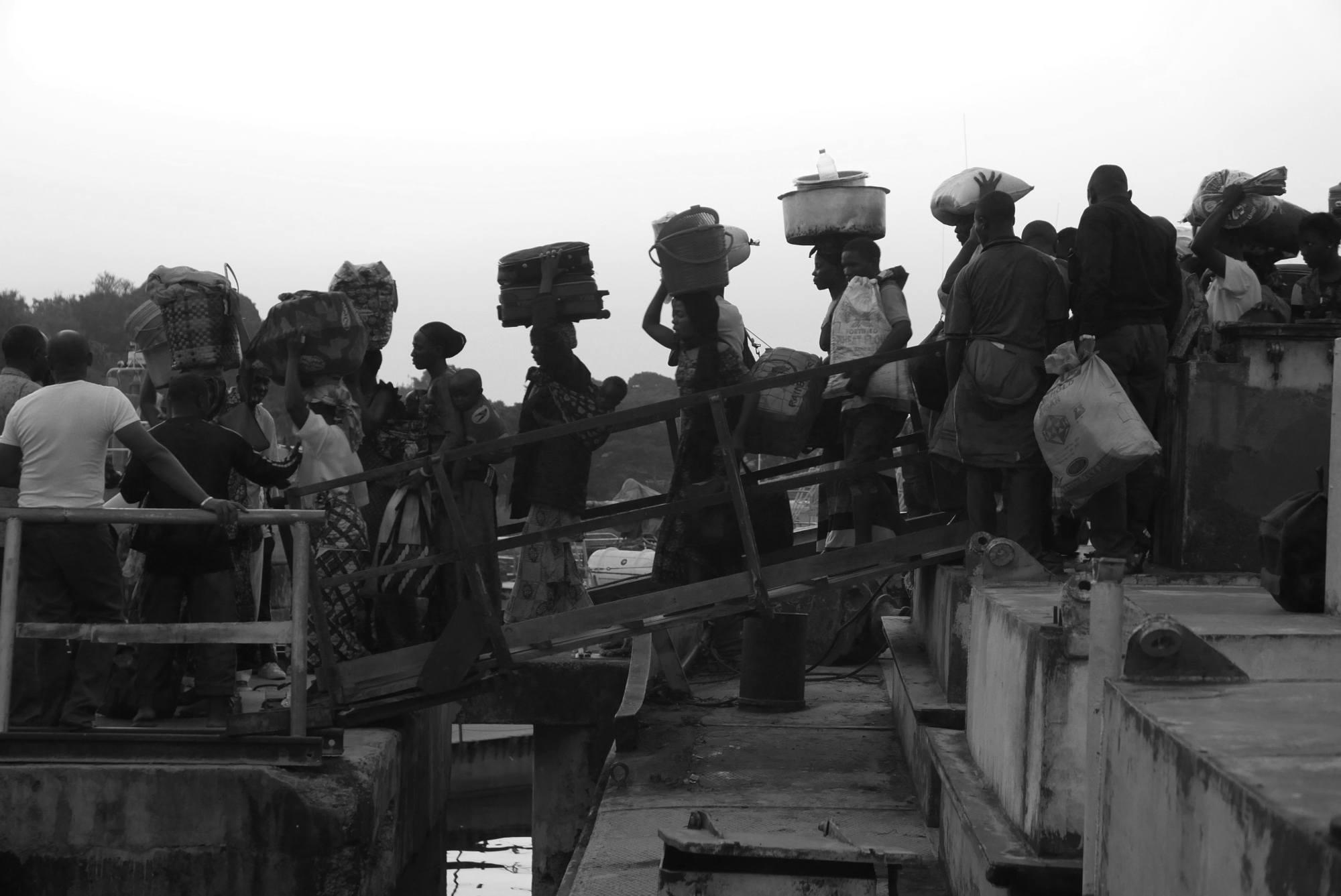 Passengers, Kigoma