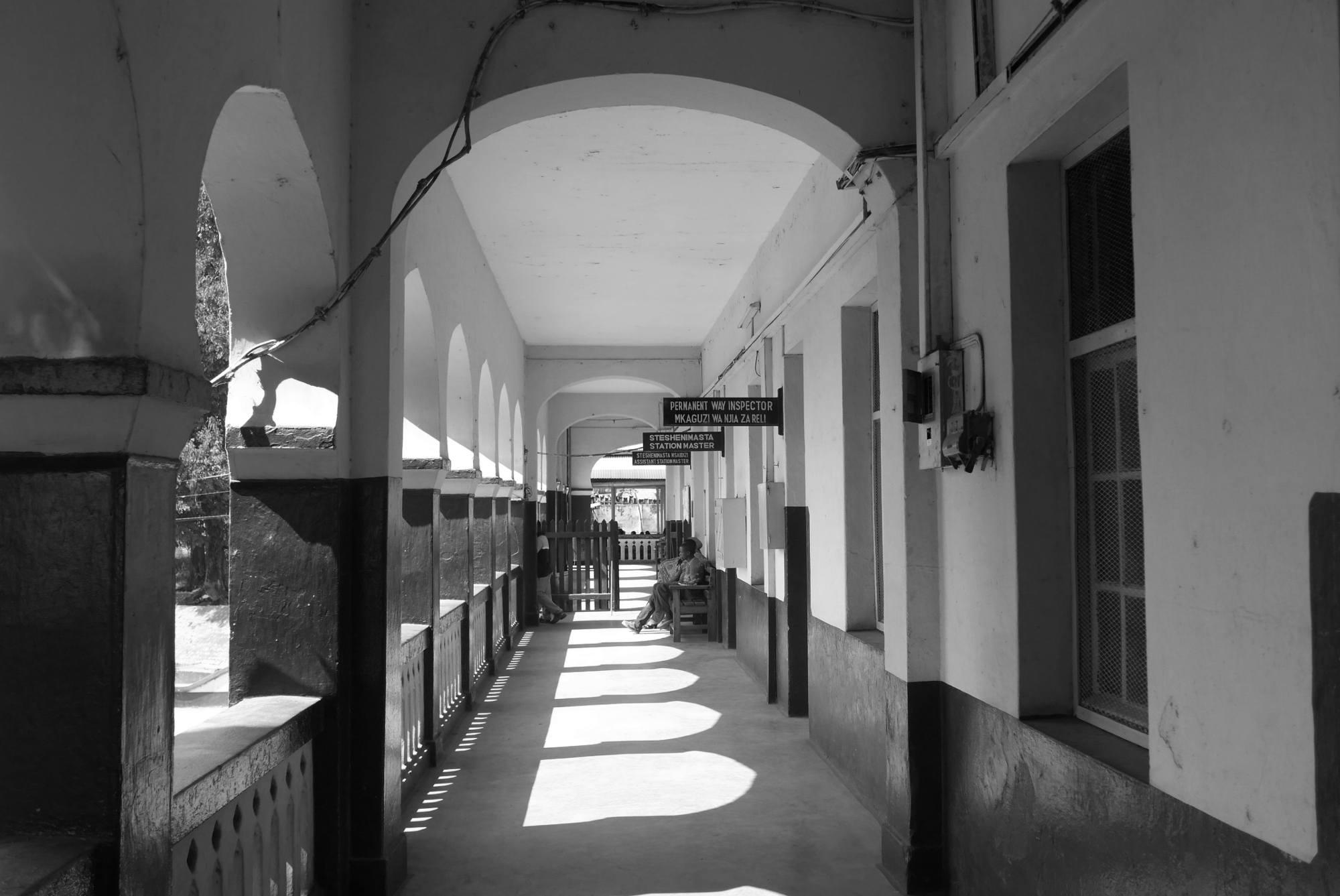 Kigoma Railway Station, Administration