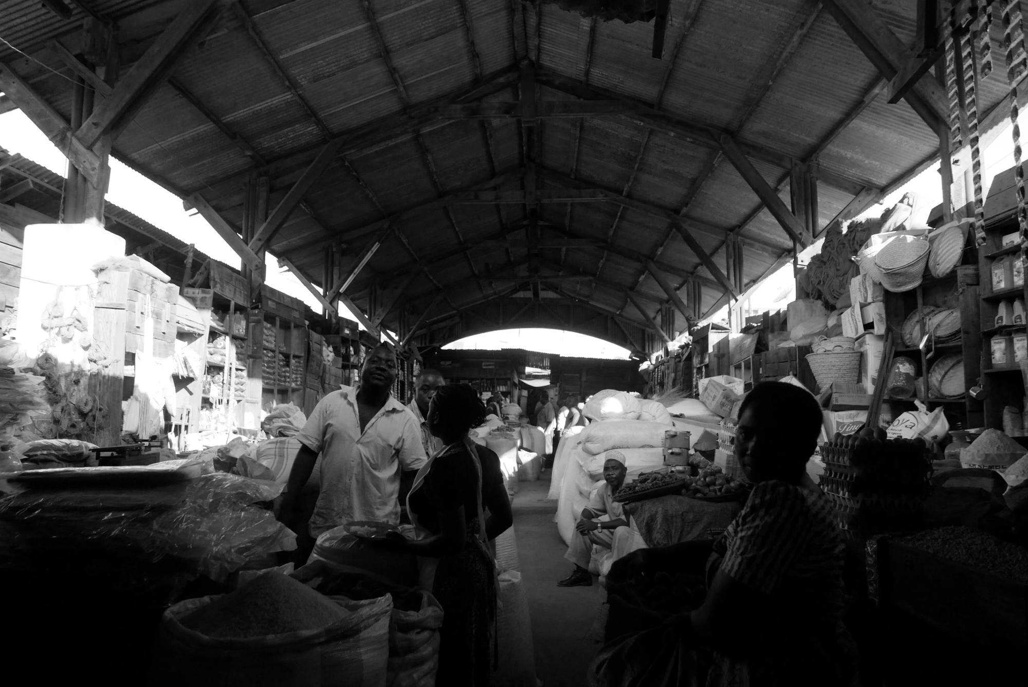 Market, Kigoma