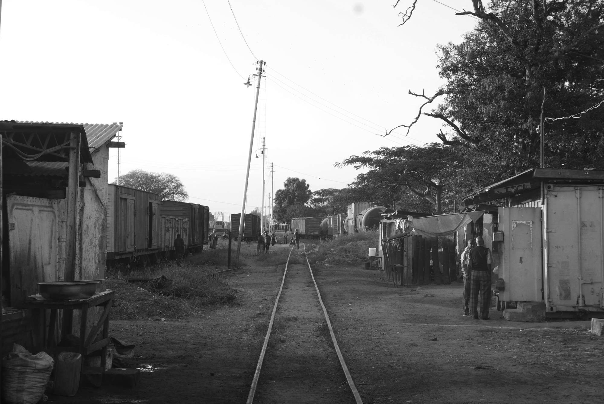 Tabora station