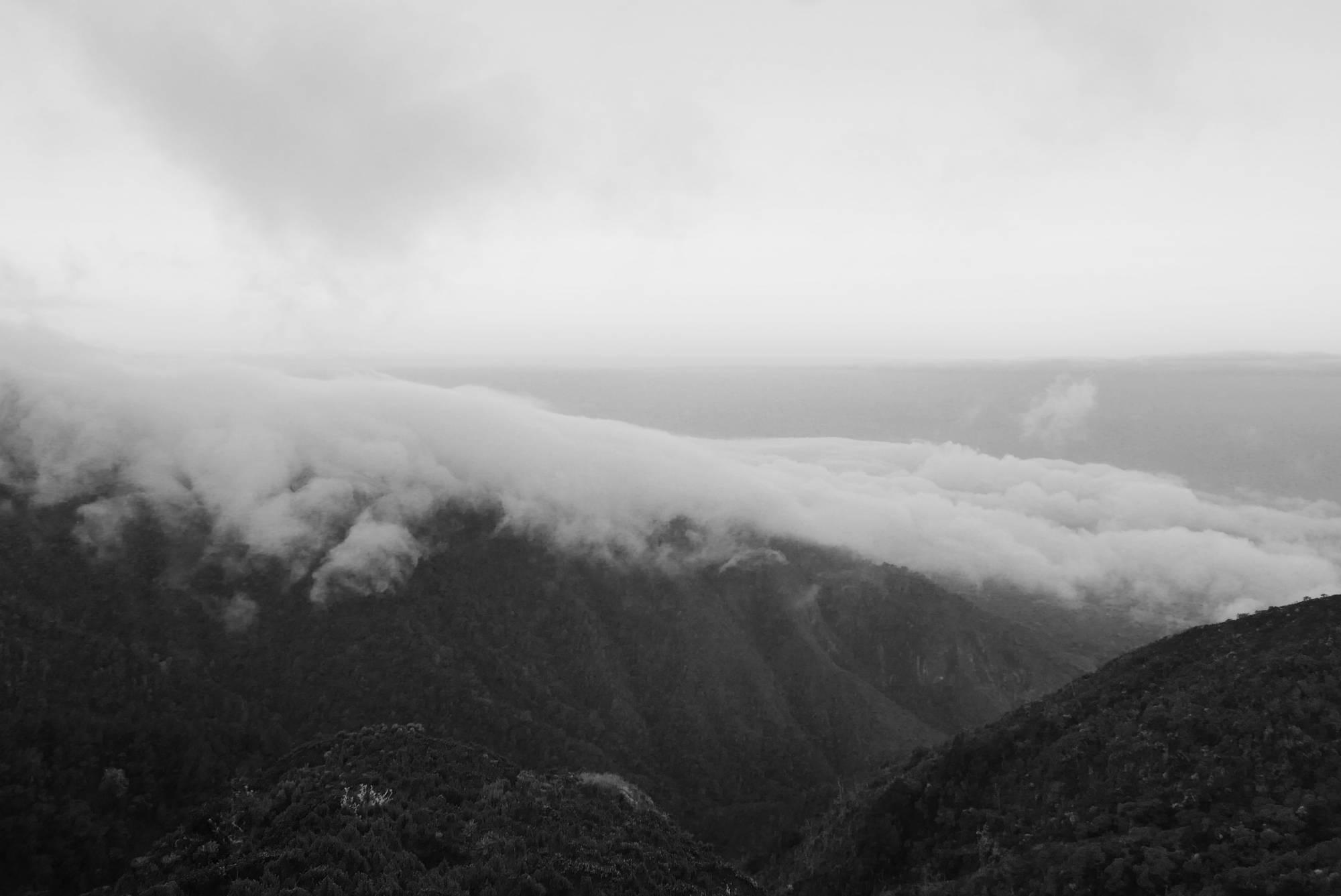 Clouds, Mt. Hanang
