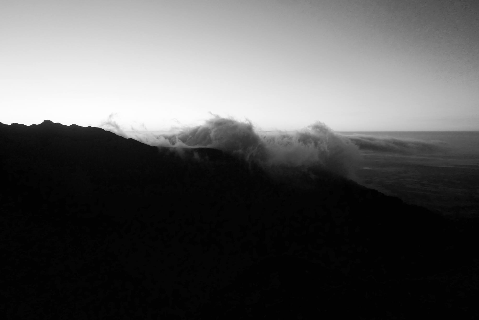 Morning, Mt. Hanang