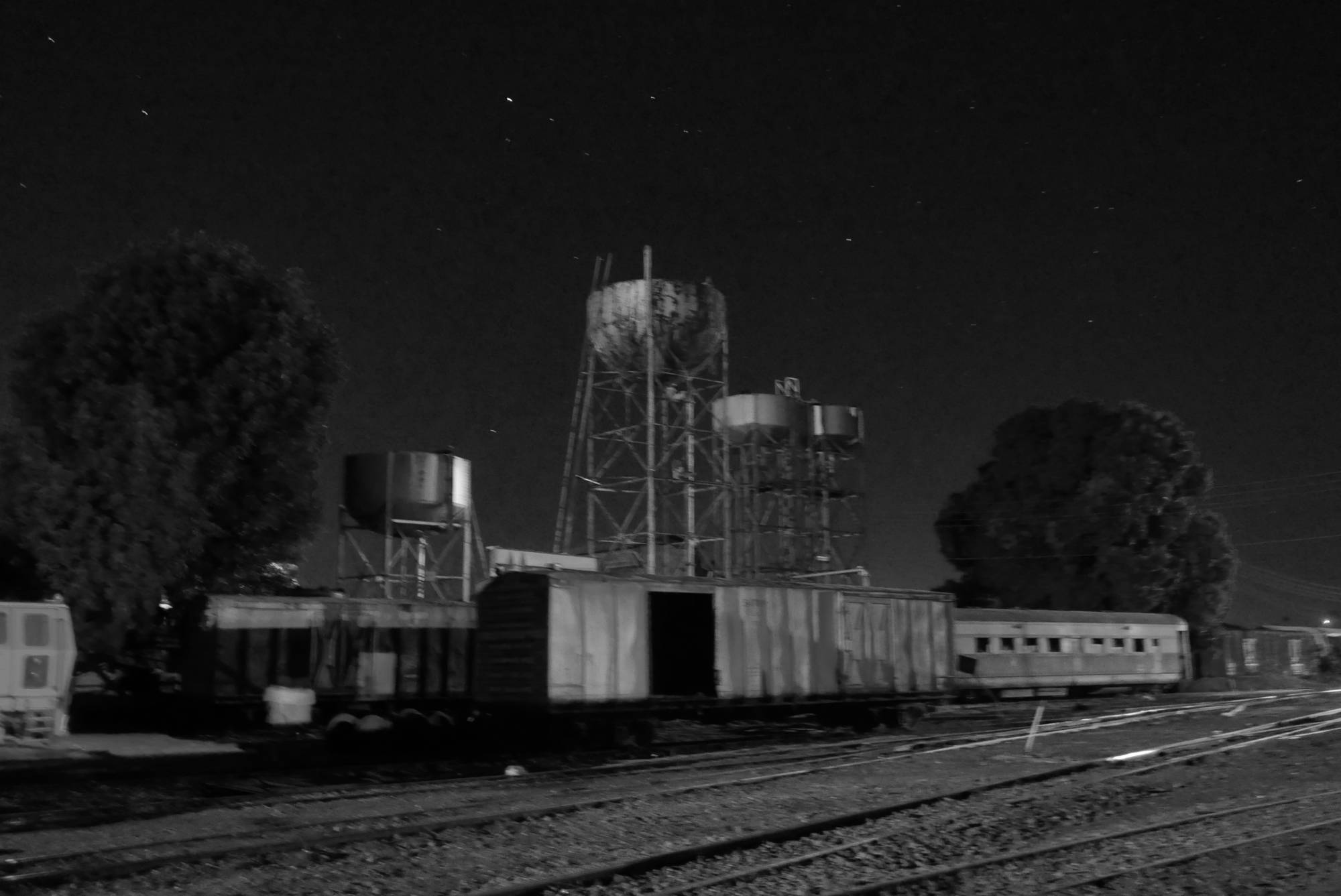 Freight yard, Dodoma