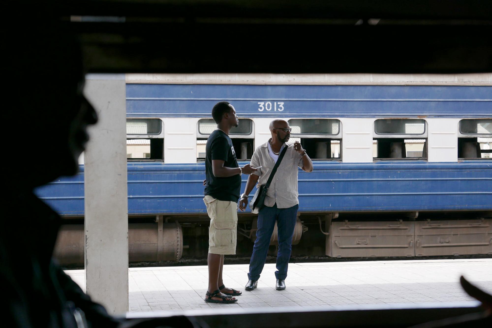 Tazara Station, Dar es Salaam