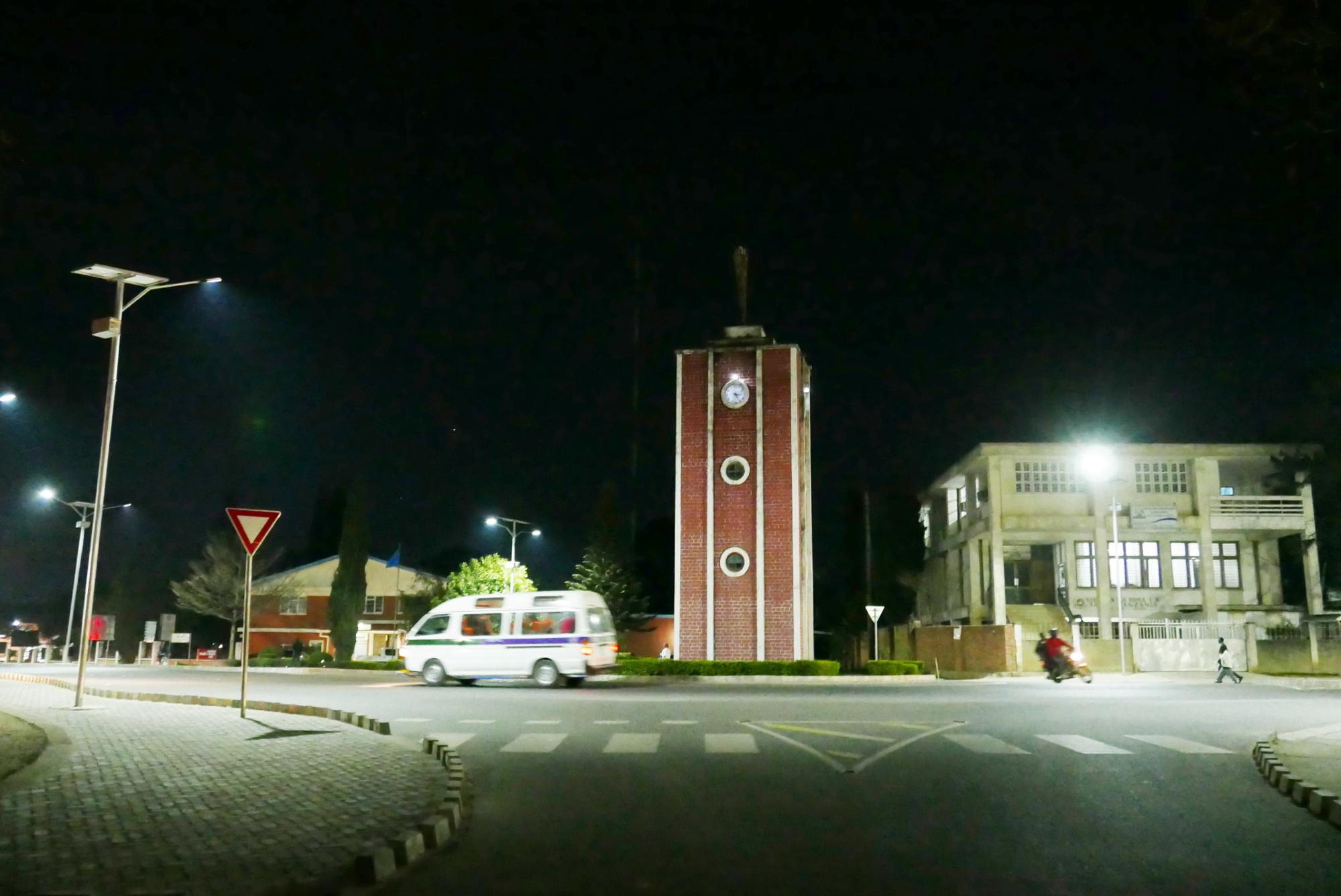 Iringa by night