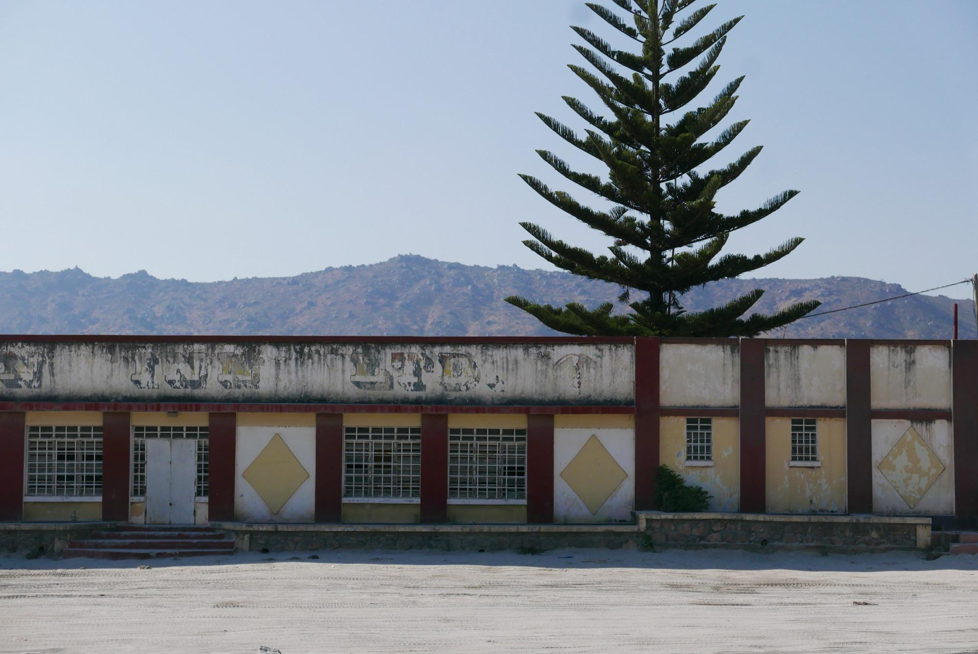 Industrial building, Iringa